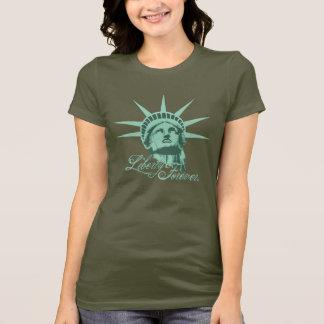 Camiseta Libertad para siempre