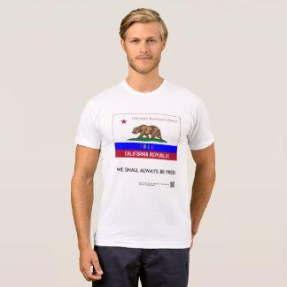Camiseta libre de la mezcla del