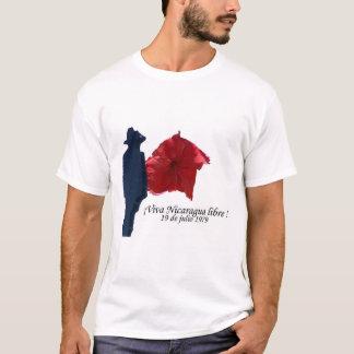 Camiseta ¡Libre de Viva Nicaragua!