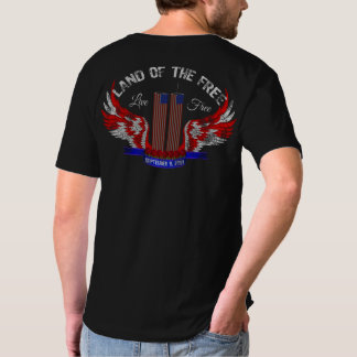 Camiseta libre vivo