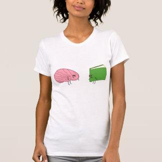 Camiseta Libro del cerebro <3