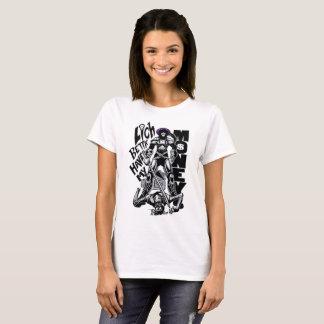 Camiseta ¡Lich Betta tiene mi dinero! (Versión femenina)