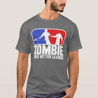 Camiseta Liga del zombi
