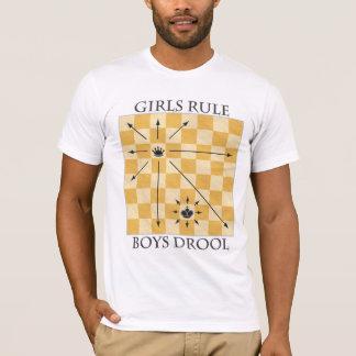 Camiseta ligera - chicas regla, Drool de los