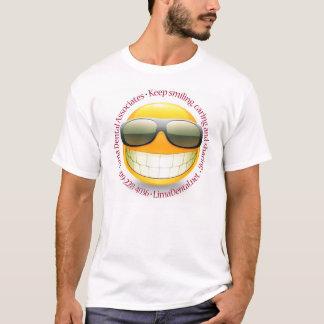 Camiseta Lima dental - manos para Haití