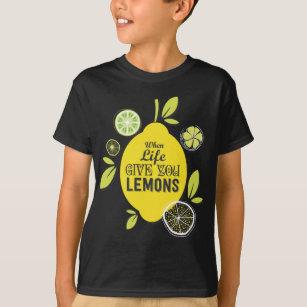 Camiseta Limón