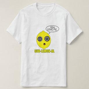 Camiseta Limón subconsciente