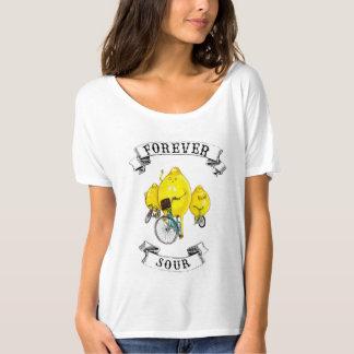 Camiseta Limones de la anarquía: Agrie para siempre - a la