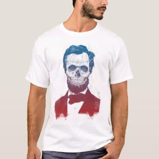 Camiseta Lincoln muerto