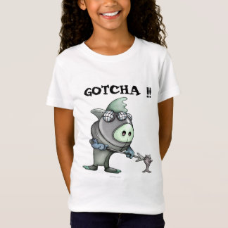 Camiseta LINDA de la muñeca del BUCEADOR