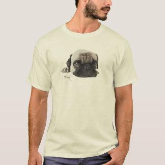 Camiseta linda de la vida del barro amasado