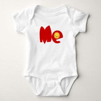 Camiseta linda de los pares de la familia del bebé
