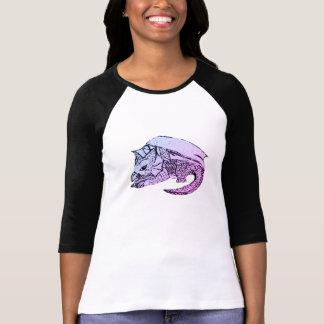 Camiseta linda del dragón del bebé