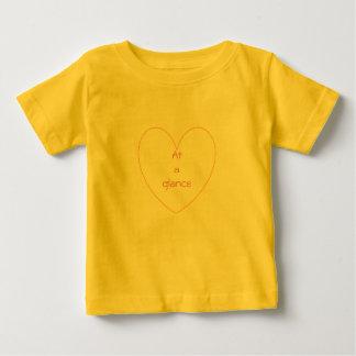 Camiseta linda y preciosa del corazón