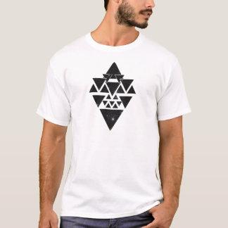 Camiseta Línea amor del cielo nocturno de la estrella del