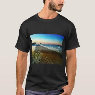 Camiseta Línea de la playa y paseo marítimo de Daytona