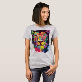 Camiseta Lion of Judah reggae Shirt - Lion Rastafari -