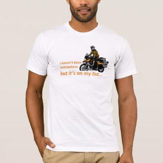 Camiseta listas on my…