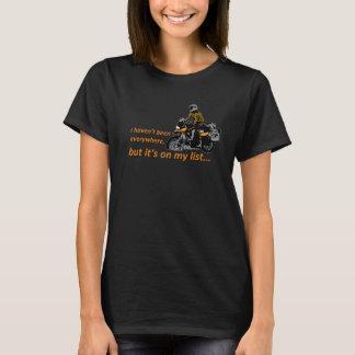 Camiseta listas on my (for dark shirts)