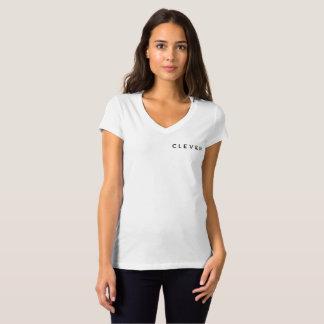 Camiseta ` LISTO cada uno cuello en v preferido'