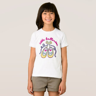 Camiseta Little Ballerina