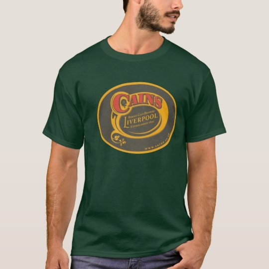 Camiseta Liverpool Beer Pint T-Shirt Pub