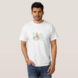 Camiseta Llama de la mano