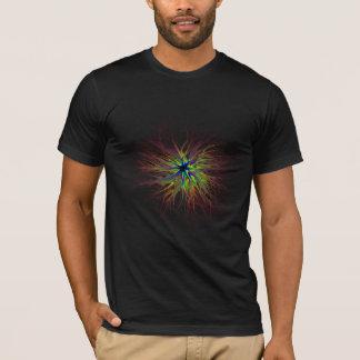 Camiseta llama de la vida