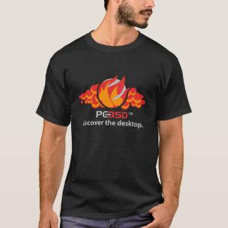 Camiseta Llama de PC-BSD