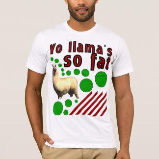 Camiseta ¡Llama de Yo tan gorda!