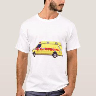 Camiseta Llame el Wambulance