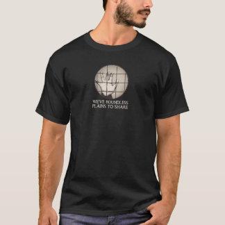 Camiseta Llanos ilimitados a compartir