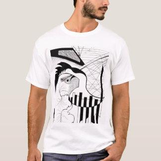 Camiseta Llaves del piano