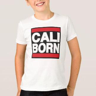 Camiseta llevada Cali de los niños