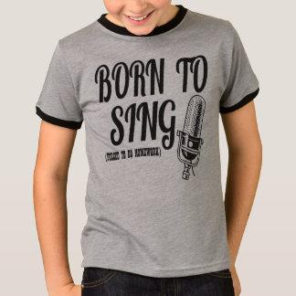 Camiseta Llevado cantar