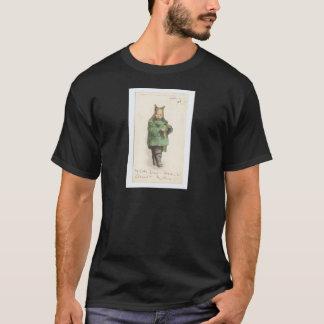 Camiseta Llevado el comando