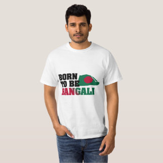 Camiseta Llevado ser Bangali