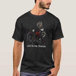 Camiseta Llevado ser Simian