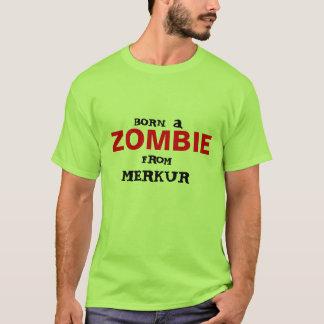 Camiseta Llevado un zombi del merkur