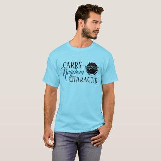 Camiseta: Lleve la camiseta del carácter del reino