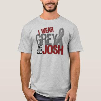 Camiseta Llevo el gris para el #teamJOSH de Josh