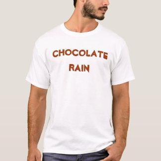 Camiseta Lluvia del chocolate