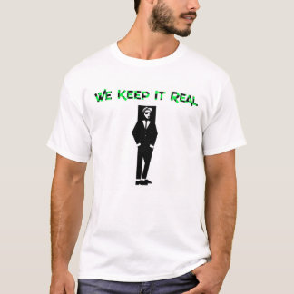 Camiseta Lo guardamos Ska real