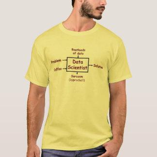 Camiseta Lo hace un qué científico de los datos todo el día