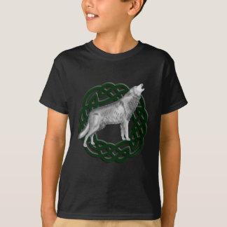 Camiseta Lobo céltico