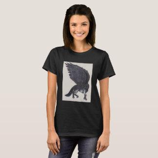 Camiseta Lobo con alas