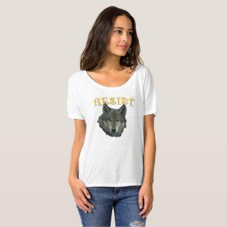 Camiseta Lobo de la resistencia