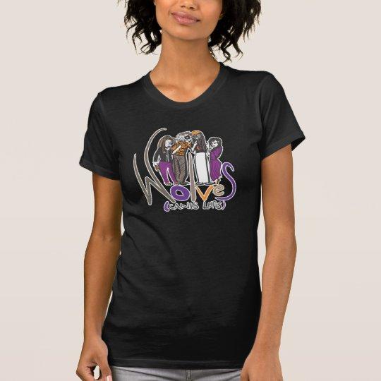Camiseta Lobos