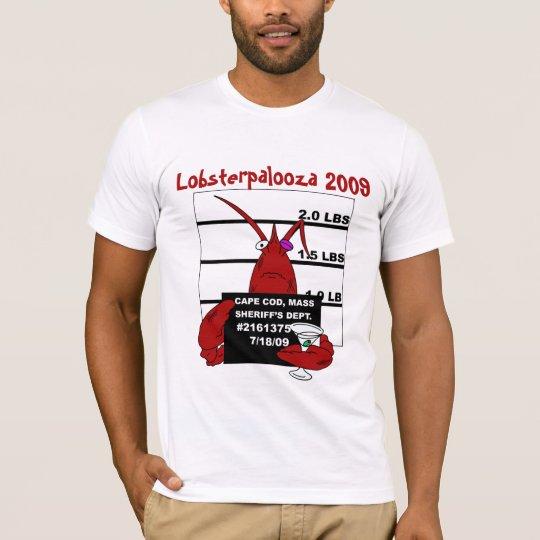 Camiseta Lobsterpalooza 2009