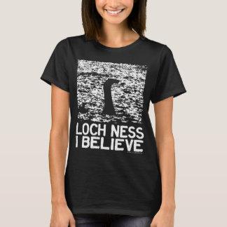 Camiseta Loch Ness I cree